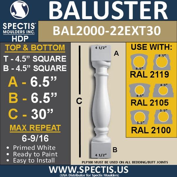 BAL 2000-22EXT30