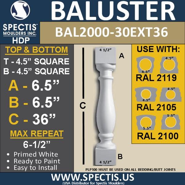 BAL 2000-30EXT36