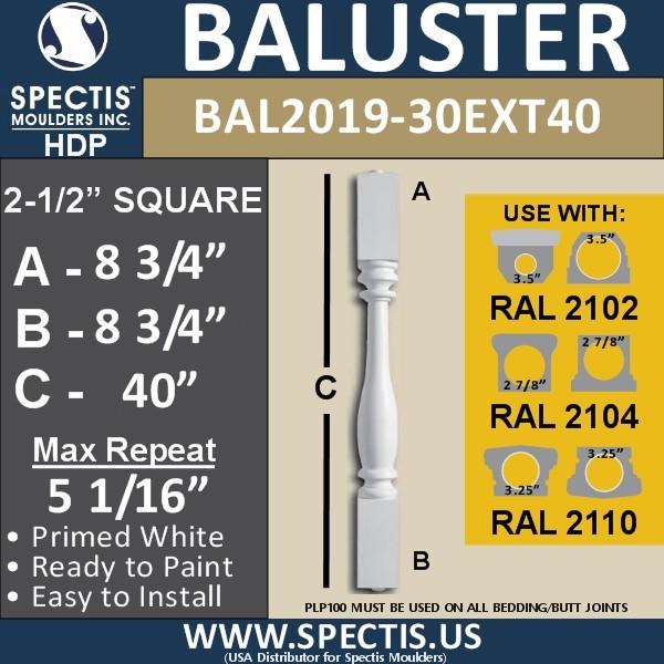 BAL 2019-30EXT40