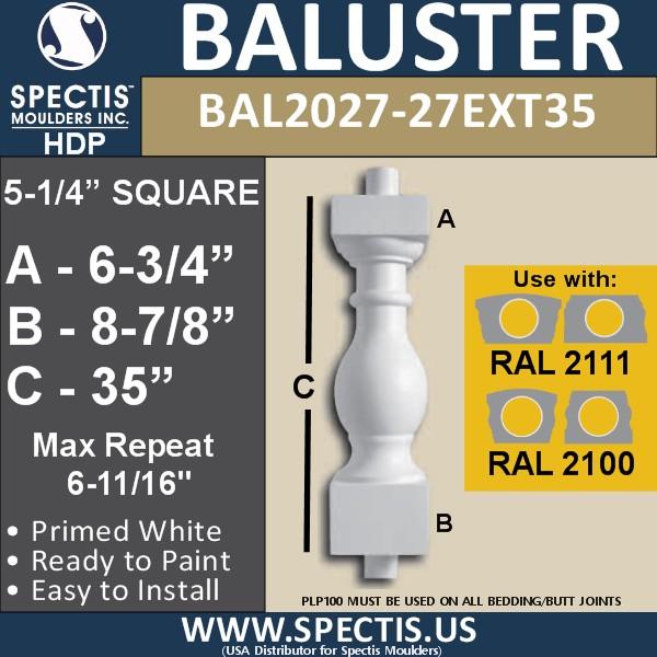 BAL 2027-27EXT35
