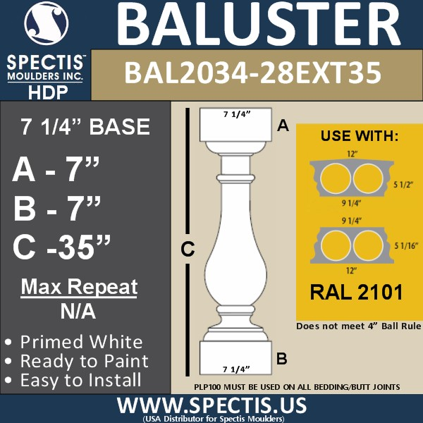 BAL 2034-28EXT35