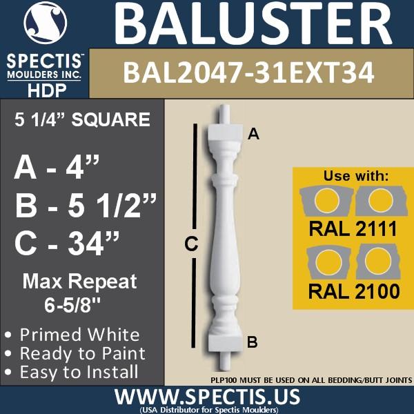 BAL 2047-31EXT34