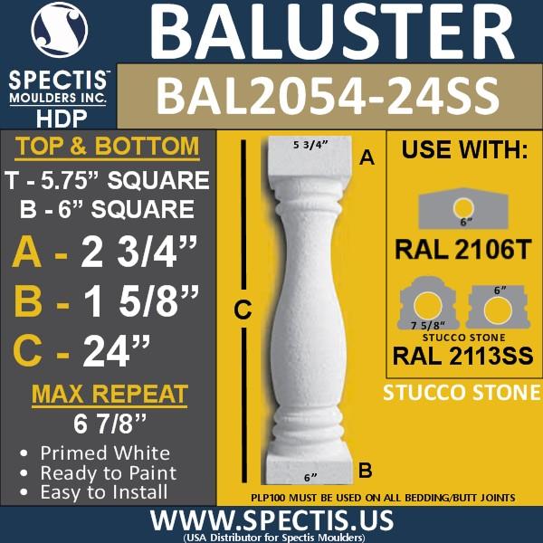 BAL 2054-24SS