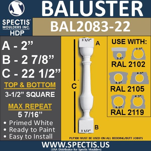 BAL 2083-22