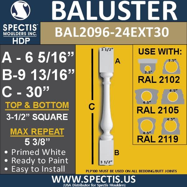 BAL 2096-24EXT30