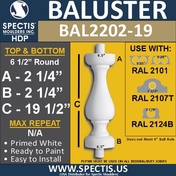 BAL 2202-19