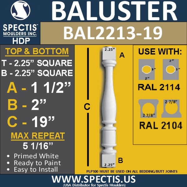 BAL 2213-19