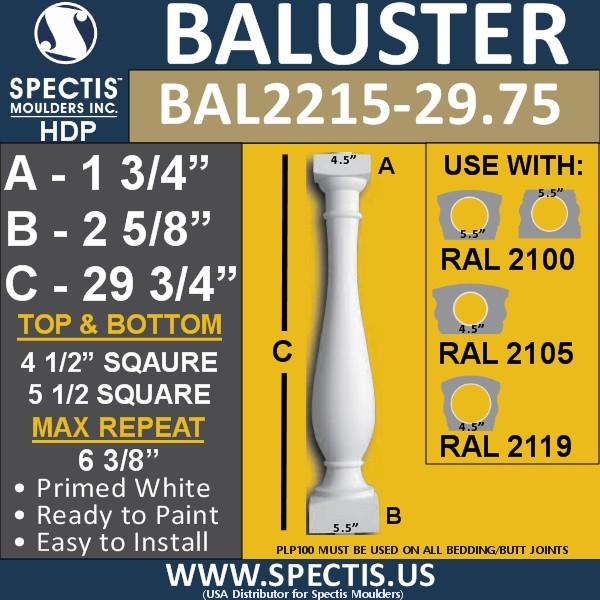 BAL 2215-29.75