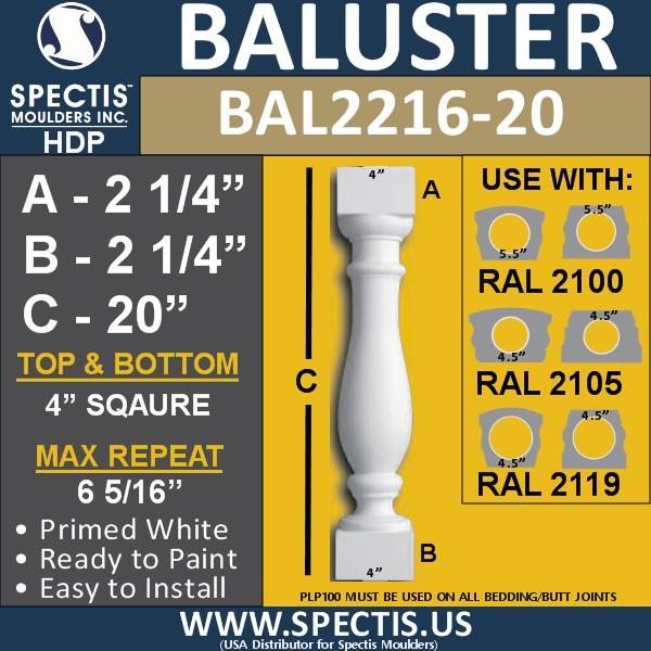 BAL 2216-20