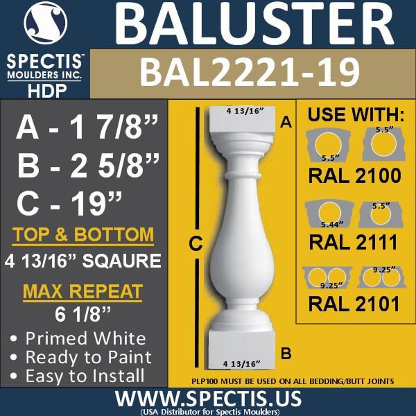 BAL 2221-19