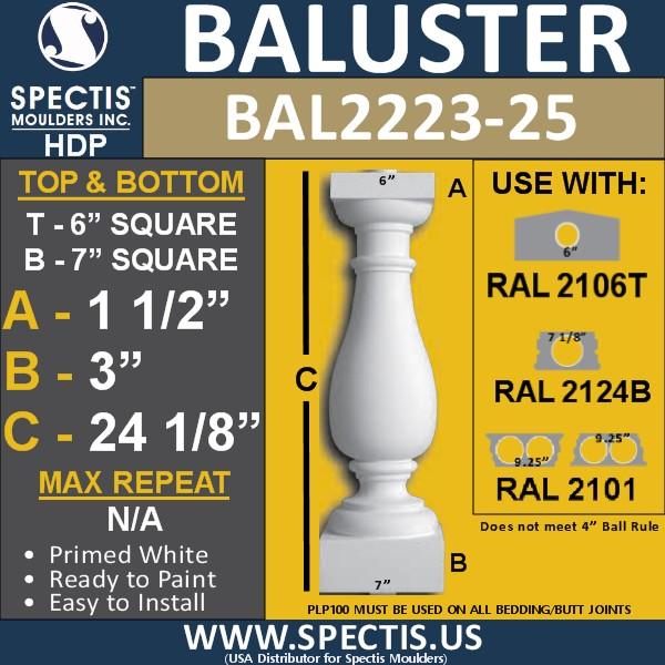 BAL 2223-25