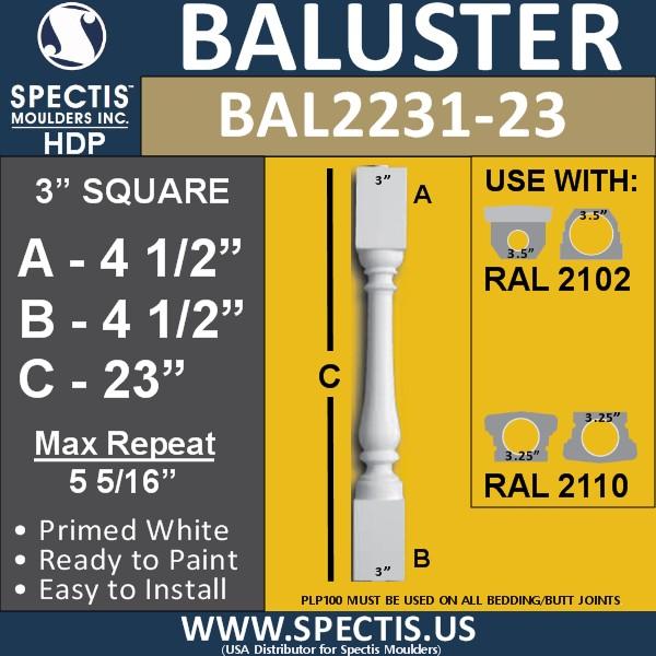 BAL 2231-23