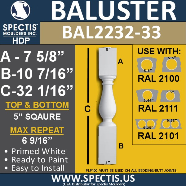 BAL 2232-33