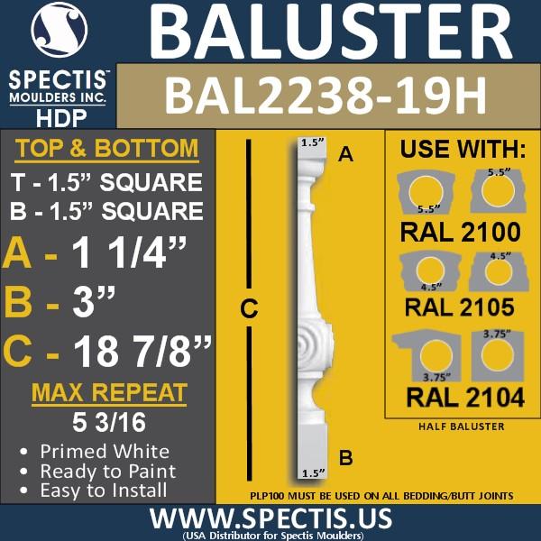 BAL 2238-19H