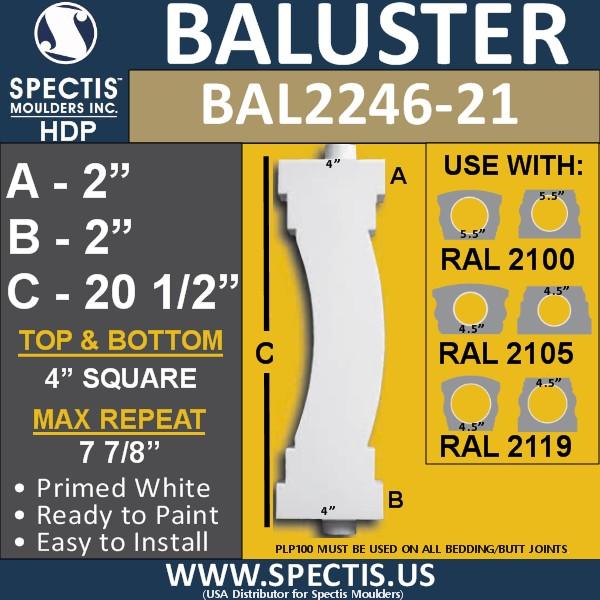 BAL 2246-21