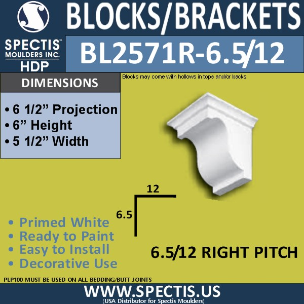 BL2571R-6.5/12