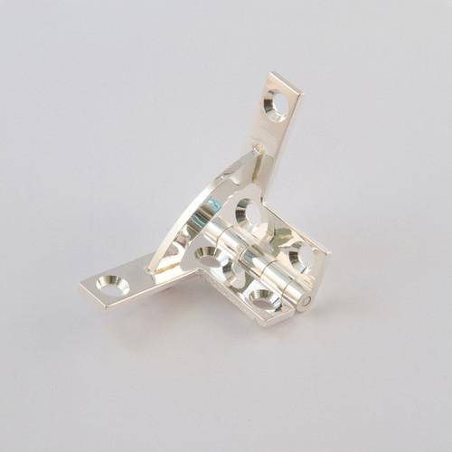 Silver Quadrant Hinge (price per pair)