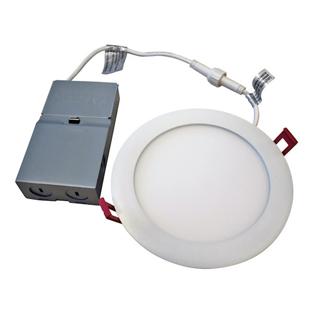 Lithonia Lighting MVOLT Wf6 Led 30K Molt Mw M6 Dimmable Recessed Ceiling Light 3000K White