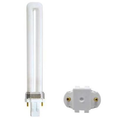 Plug In Fluorescent Light Bulbs Shop Plug In Cfl Lamps And