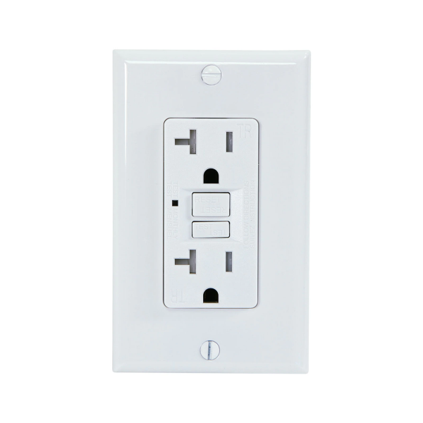 Bathroom GFCI Outlets