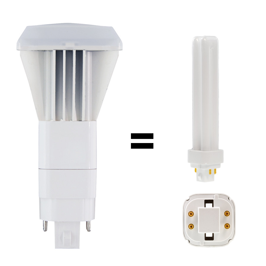 how to switch plug-in cfl lamps to led easily - atlantalightbulbs.com  atlanta light bulbs