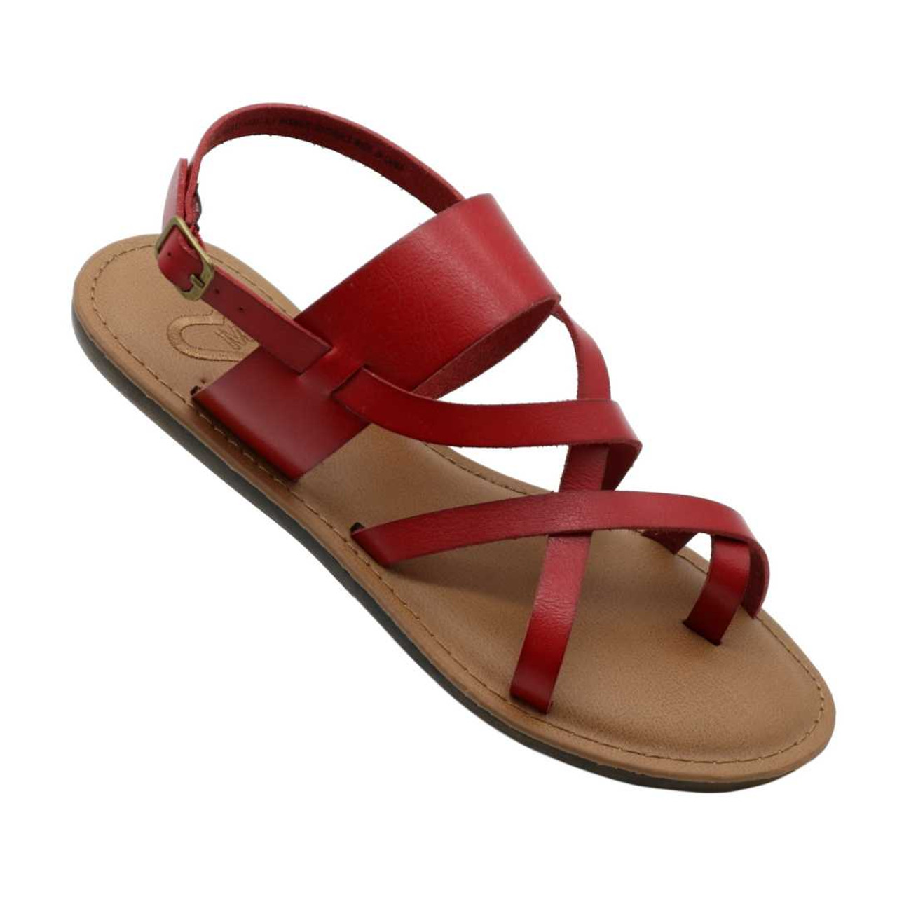 c0b335e57f84 Madeline Divania Sandal - Trendy Threads Inc