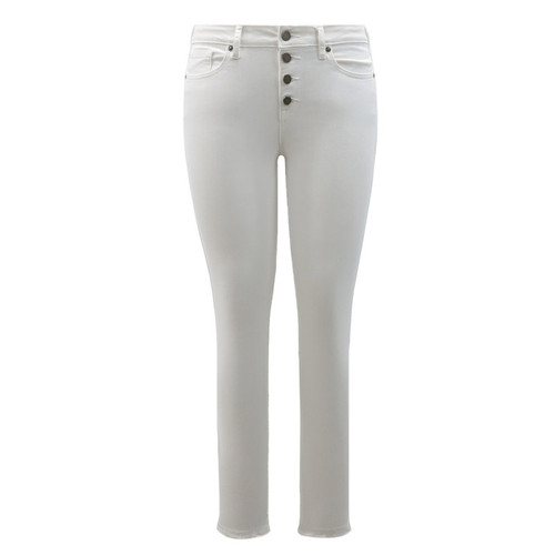 High Rise Jeans | Olivia High Rise Cropped Skinny Jeans
