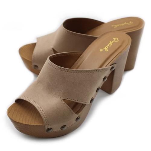 Women's Heeled Sandals | Josie Chunky Heel Sandal