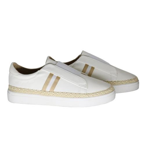 Slip-On Sneaker - Color White