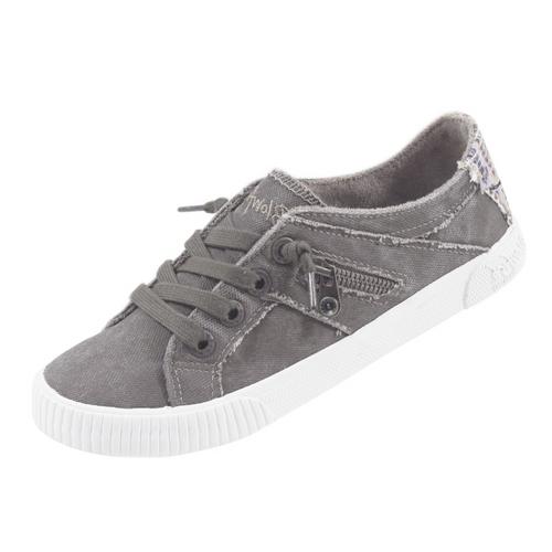 Canvas Sneaker - Color Wolf Grey