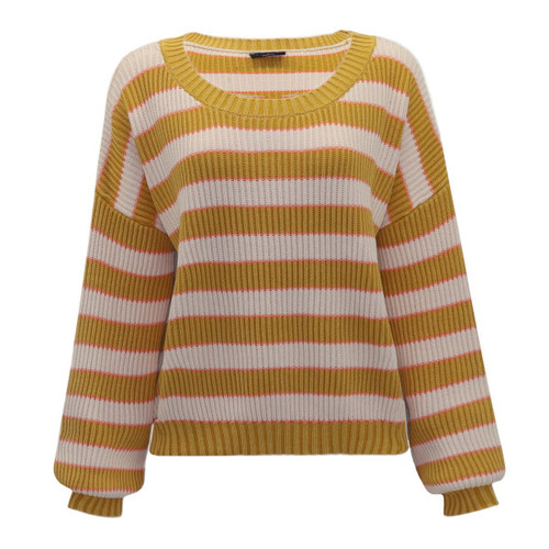 One Step Ahead Striped Sweater