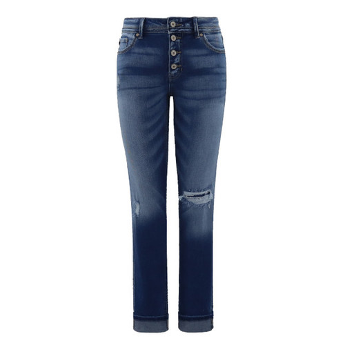 Joni Straight Cut Jeans by KanCan