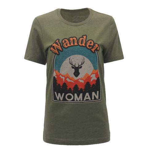Wander Woman Graphic Tee