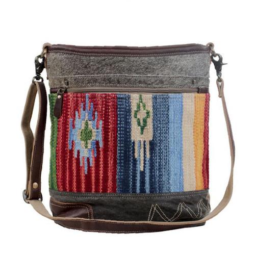 Technicolor Shoulder Bag