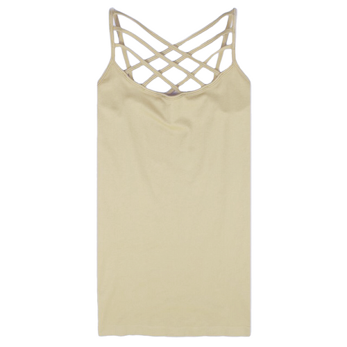 Bone Criss Cross Cami