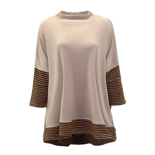 Be Creative Poncho Style Top