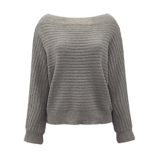 Neva Off The Shoulder Dolman Sweater