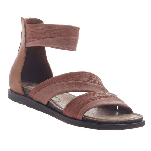 Souvenir Leather Sandal by OTBT