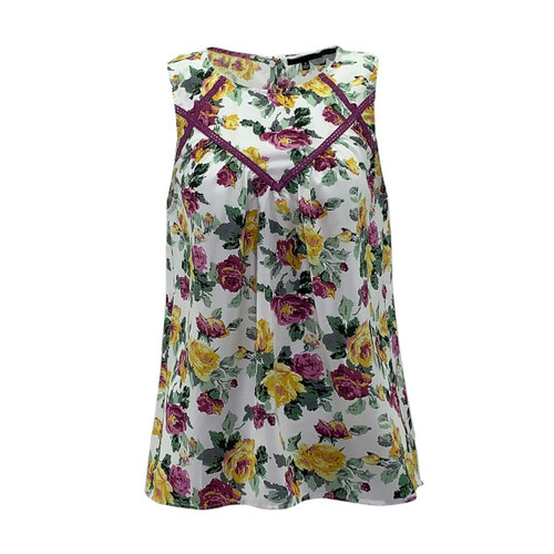 Feeling Bold Floral Top