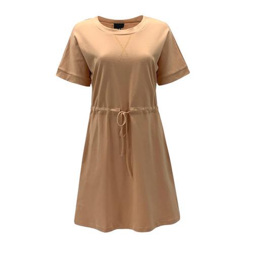 Geneva Tie Waist  Pocket Dress