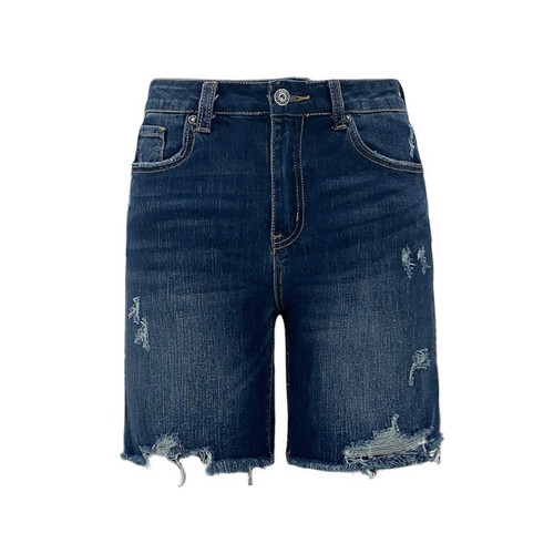 Rockville High Wasited Long Shorts