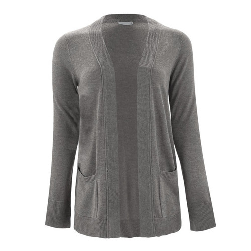 It's All Possible Pocket Cardigan - Grey