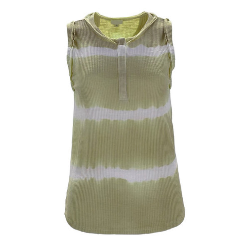 Beckett Tie Dye Tank by POL - Taupe