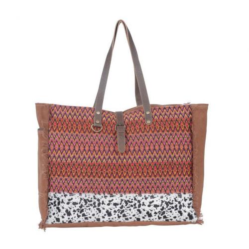 Blazing Tones Weekender Bag