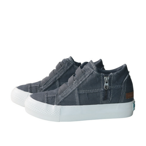 Mamba Canvas Sneaker by Blowfish - Faded Navy