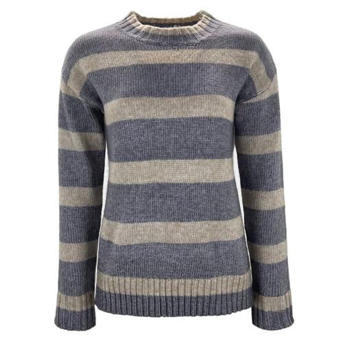 Cozy Crew Striped Sweater