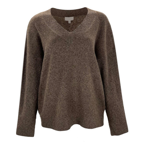 Maria V-Neck Sweater by Thread & Supply
