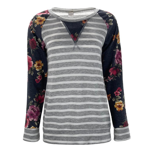 Nothing Is Forever Floral Top