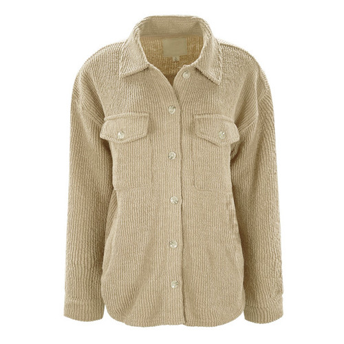 Harlow Jacket By Thread & Supply - Cream
