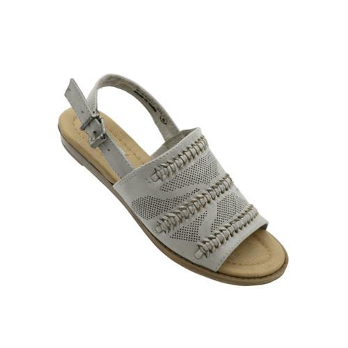 Ophelia Sandal - Light Grey